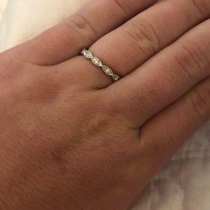 Jewelry - Infinity Diamond Ring